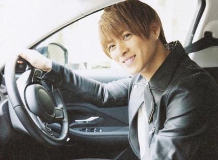 平野紫耀キンプリ趣味車King&Prince