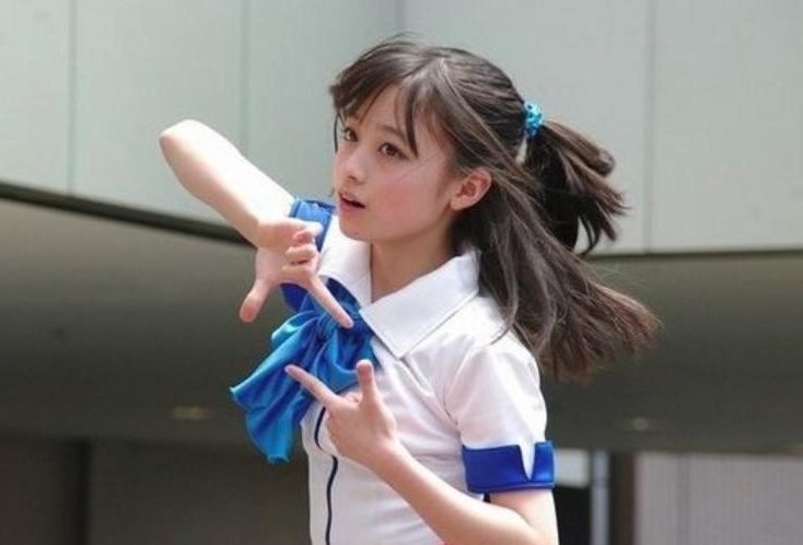 橋本環奈奇蹟の一枚1000年美少女